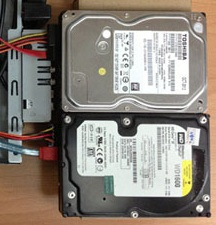 Connect A New HDD SSD As The 2nd Internal Hard Drive 2